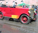 Doble Steam Car