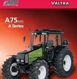 Valtra A75 MFWD (Hattat)-2005