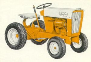 International Cub Cadet