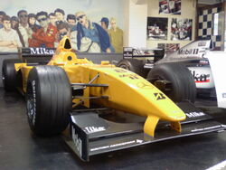 McLaren MP4 13 Test Livery