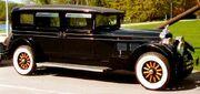Stutz Vertical Eight AA Limousine 1927