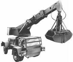 1964 TAYLOR JUMBO 4WD Loader Diesel