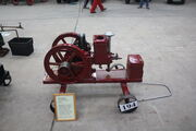 Amanco - Hired Man 2.2hp -IMG 4996