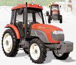 Daedong DK902 Narrow MFWD - 2008
