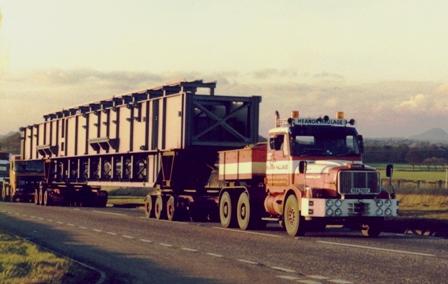 HHT XRAD Diesel Roadtractor