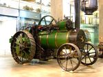 AvelingTractionEngineScienceMuseumLondon