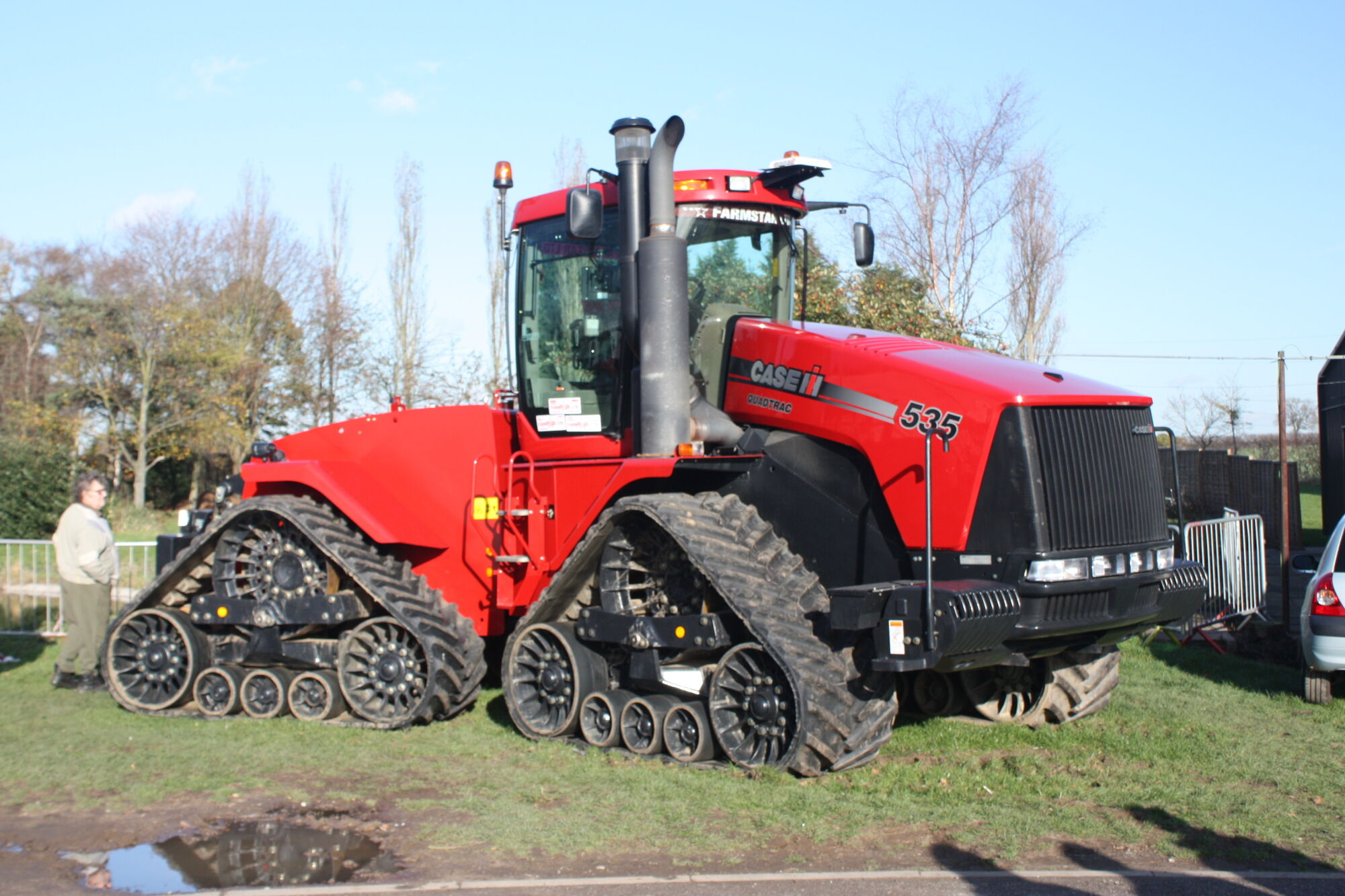 case ih steiger stx tractor amp construction plant wiki