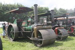 Aveling & Porter no. 10575 roller Luci reg PR 280 at Duncombe Park 09 - IMG 7462