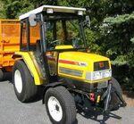 Iseki 5140 AL MFWD (yellow) - 1999