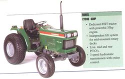 Ransomes CT333 - 2002