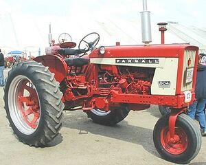 International 504 Diesel SFW