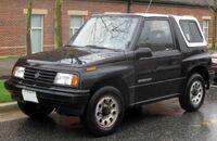 Suzuki Sidekick 2-door
