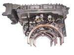 I shift gear change unit
