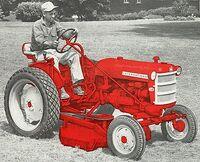 International Cub Lo-Boy 1958