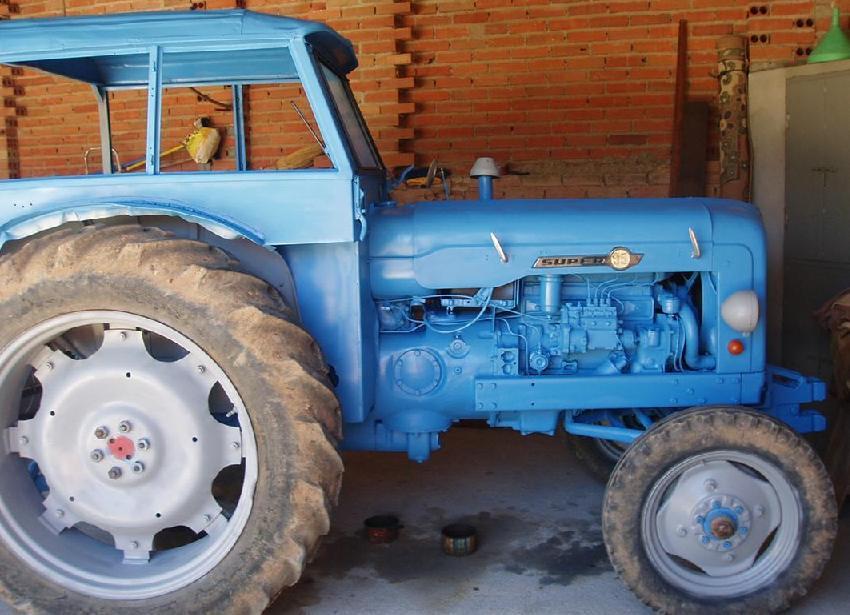 Ebro Super 55 Tractor Amp Construction Plant Wiki Fandom