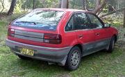 1987-1990 Ford Laser (KE) GL 5-door hatchback 01