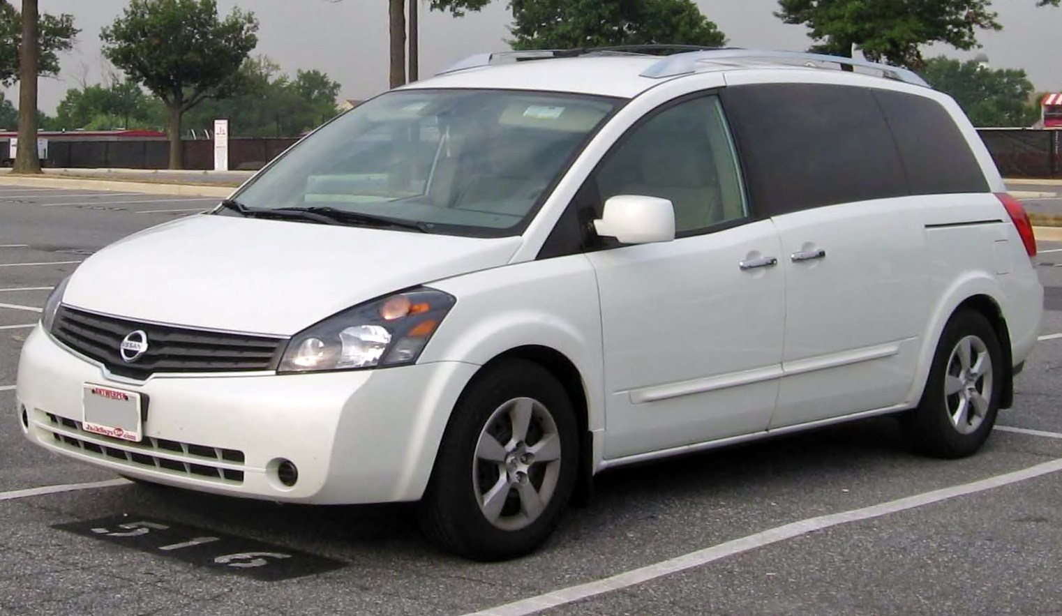 nissan quest | tractor & construction plant wiki | fandom powered