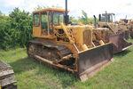 Cat D4D 59J779 Bulldozer at EM wd 2011 - IMG 0494