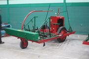 Bean toolcarrier with hoe frame - IMG 4978