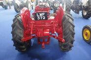 David Brown 25 reg LWF 372 (sn 10001) rear linkage at Newark 08 - IMG 3541