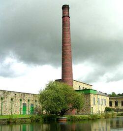 Queen Street Mill - geograph.org.uk - 528581