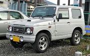 Suzuki Jimny JA12W 001