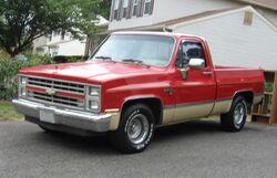 81-87 Chevrolet CK
