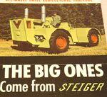 Steiger 1700 brochure - 1963-68