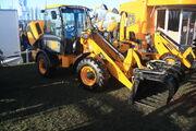 JCB 406 Loader at lamma - IMG 4547