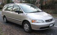 1st Honda Odyssey