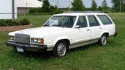 1982 Mercury Cougar GS wagon