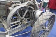 Little Bull - Flywheel and gears - IMG 3748
