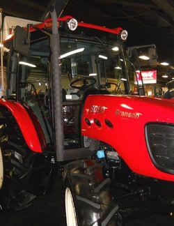 Branson 8050 MFWD-2011