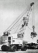 1960 Neal NS120 Flying Jibcrane