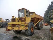 A 1980s DJB D300 ADT 6X6 Diesel