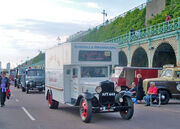Bedford WLG Two-Ton (1933) reg AYT 640