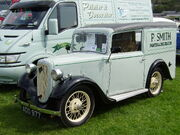Austin 7 van - ADD 977 at Llandudno 08 - P5050143