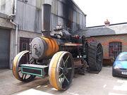 John Fowler ploughing engine