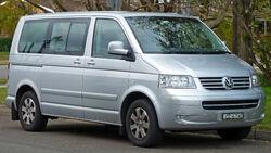 2004-2010 Volkswagen Multivan TDI van 01