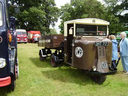 Scarab trailer