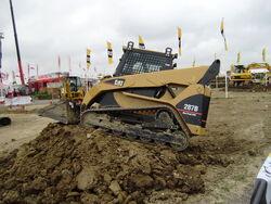Caterpillar 287B skid loader t SED 08 - P5140165