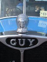 Guy Motors Badge