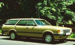 Ford Cortina V Estate Queens Road Cambridge