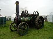 Wallis-steevens tractor BJ8765