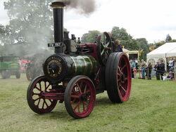 Foster no. 14622 TE Sir William - FW 1917 at Shugborough 08 - P6220161