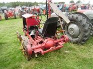 Morris Bamlett mower conversion rear