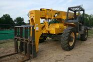 2008-08-12 GEHL 663 Forklift