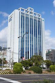 Sumitomo Rubber Industries Ltd headquarters building Kobe01s5s2040