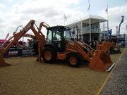 Case 580 super R backhoe loader