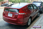 DCA 07 2009 Honda Insight Hybrid with badging 6423